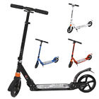 2 Wheels Protable Scooter Foldable Electric Aluminum Alloy Kick Scooter Adult US