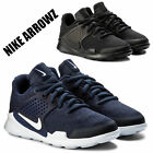 Nike Arrowz Boys Black Navy Trainers School Sports Running Shoes Kids Children