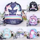 3D Printing Animal Drawstring Backpack Adjustable Strap Women Girls Bag K0E1