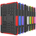 Rubber Shockproof Case Stand Protective Cover For Amazon Kindle Fire HD 7 2015