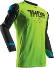 Thor 2017 S7 Prime Fit Rohl Jersey Green/Black Mens All Sizes