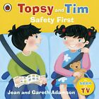 Topsy and Tim: Safety First by Adamson, Jean Paperback Book The Fast Free