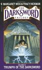 Triumph of the Darksword (A Bantam spectra book) by Weis, Margaret Paperback The $7.28 USD on eBay