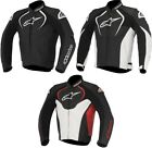 Alpinestars Jaws Leather Sport Riding Jacket Mens All Sizes/Colors