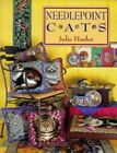 Needlepoint Cats by Hasler, Julie S. Hardback Book The Fast Free Shipping