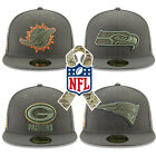 New Era Men's NFL Salute to Service Military Armed Forces 59FIFTY™ Fitted Cap
