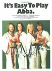 """It's Easy to Play """"Abba"""" by Watters, Cyril 0711903409 The Fast Free"""