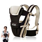 Внешний вид - 0-30 Months Front Facing Infant Sling Backpack Pouch Wrap Baby Carrier Kangaroo