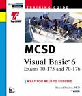 MCSD Training Guide: Visual Basic 6 (Training Gu... by Hawhee  Howard 0735700028
