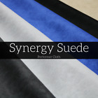SYNERGY SUEDE Cloth [25 Colors Available!] Sold by the Yard NEW