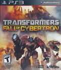 Transformers: Fall Of Cybertron PS3 Complete NM Play Station 3, video games