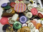 NEW - Bulk lot of Buttons Mixed Bag of All Sizes & Colours *100g - 1.9kg*