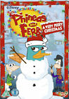 Phineas & Ferb: A Very Perry Christmas [DVD] BRAND NEW & SEALED FREEPOST