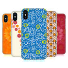 HEAD CASE DESIGNS DAISY PATTERNS HARD BACK CASE FOR APPLE iPHONE PHONES