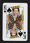 Jerry Seinfeld of Seinfeld playing card single swap king of spades - 1 card