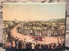 CURRIER & IVES HORSES PEYTONA vs. FASHION (1845) BRAND NEW WRAPPED CANVAS