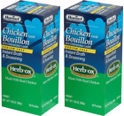 Hormel Herb Ox Chicken Bouillon Sodium Free 50 Packets Case of 2