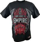 Roman Reigns From Ashes to Empire WWE Authentic Mens T-shirt