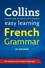 Easy Learning French Grammar (Collins Easy ... by Collins Dictionaries Paperback