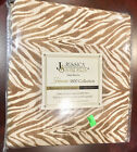 1800 Series 4 Piece Deep Pocket Bed Sheet Set - SAFARI ANIMAL PRINTS QUEEN