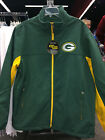green bay g - GREEN BAY PACKERS G-III Sports Soft Shell 3-Layer Bonded Full-Zip Jacket Green