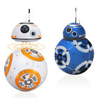 Star Wars BB-8 Action Figure Electric Remote Control Robot Droid Light Sounds £14.99 GBP