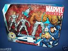 Marel Universe Figure Pack FANTASTIC 4 Invisible Woman  HERBIE grey variant NISB