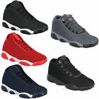 Mens High Top Ankle Trainers Lace Up Active Running Jogging Gym Shoes Sports New