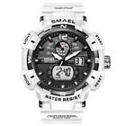 SYNOKE Kids Boys Girls Gift LED Sports Digital Electronic Wrist Watch Waterproof image