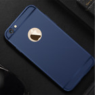 for iPhone 6/6s/7/Plus Ultra Thin Dirtproof Silicone Rubber Full Cover Case Skin