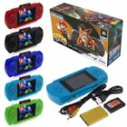 PSP PVP 3000 System 39 Games Plants VS Zombies For Mario Game Consoles Xmas Gift