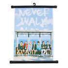 Hot Wall Hanging Scroll Home Decoration BTS Bangtan Boys Poster Kpop Fans Gift
