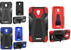 T-Stand Hybrid Case Phone Cover for Alcatel idealXCITE 5044R / Cameo X CameoX