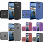 For ZTE Blade Z Max/Sequoia/Zmax Pro 2 TPU Rubber Candy Skin Transparent Case
