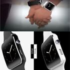 Fasion X6 Curved Blind Smart Watch GSM Phone Bluetooth MP3 For Samsung iPhone