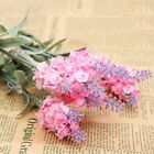 Lavender Flower Artificial Flower Bouquet Wedding Party Home Decor 14.6inch