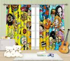 3D Anime 335 Blockout Photo Curtain Printing Curtains Drapes Fabric Window AU