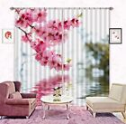 3D Flowers 3318 Blockout Photo Curtain Printing Curtains Drapes Fabric Window AU