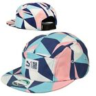Puma Alife 158 Adjustable Strap Pattern Adults Casual Cap Hat 053046 01 A184C