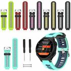 Soft Silicone Replacement Strap Watch Band For Garmin Forerunner 735XT Watch