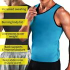 Men's Waist Trainer Vest Sauna Sweat Body Shaper Tank Top Slimming Trimmer Shirt <br/> Man GYM Sport Vest Weight Loss Compression Shorts Pants