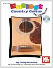 Easiest Country Guitar for Children TAB Music Book/CD
