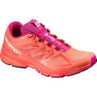 Salomon Sonic Pro Women's Running Trainers Fitness Gym Sport Shoes Quicklace