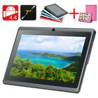 7 Zoll Unlocked Google Play Tablet PC Android 4.4 Quad-Core 8G HD Bluetooth WiFi <br/> 7&quot; Google Play Tablet PC; Mit Cover; Quad Core 8G WiFi