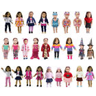 Внешний вид - For 18 inch Doll My Life  Doll Clothes Shirt Outfits