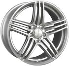 4x Sommerräder WHEELWORLD WH12 Lexus IS XE2(a) GSE2 ALE2 USE2 ABE  18 Zoll Felge