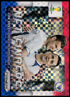2014 Panini Prizm World Cup Net Finders Prizms Red White and Blue - You Choose
