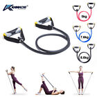 KAMACHI Exercise Resistance Bands with Handle Superior Non Slip Grip, 3 Tension