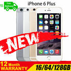 Apple iPhone 6 Plus / 6 Factory Unlocked Gold Space Gray Silver Smartphone AU,