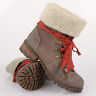Coolway Montanis Taupe Schuhe Stiefeletten Stiefel Grau